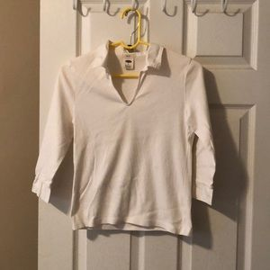 Old Navy easy fit collar shirt size small